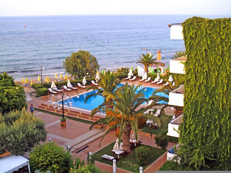 Vasia Zephyros Beach Boutique Hotel