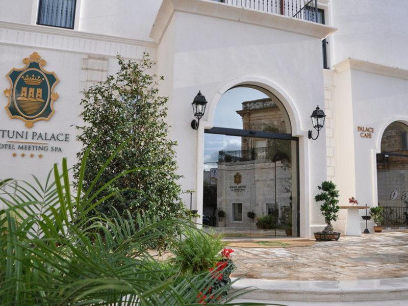Ostuni Palace Hotel Meeting Spa
