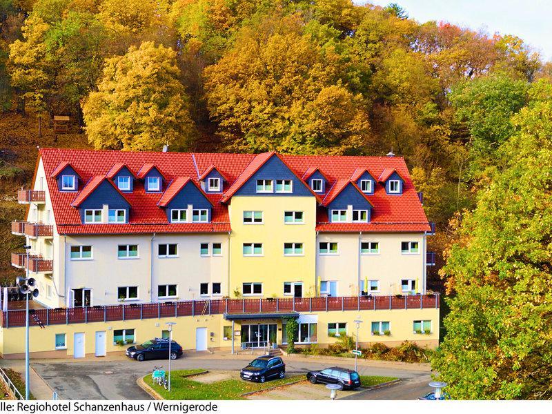 Regiohotel Hotel & Restaurant Schanzenhaus Wernigerode
