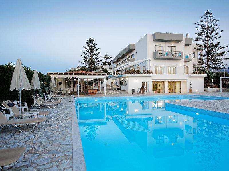 Oasis Beach Hotel - Erwachsenenhotel ab 13 Jahre