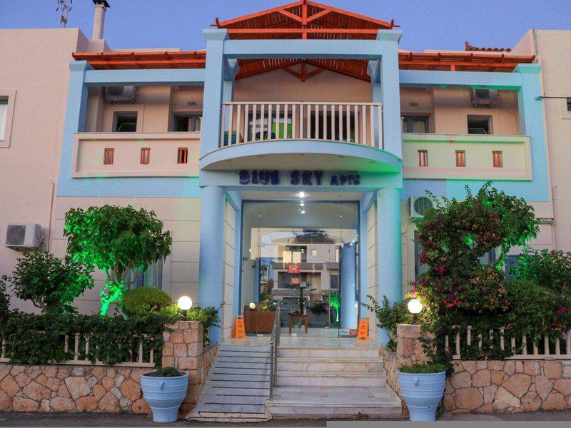 Blue Sky Apartments