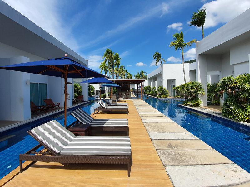 Kata Lucky Villa & Pool Access demnächst BLU PINE Villa & Pool