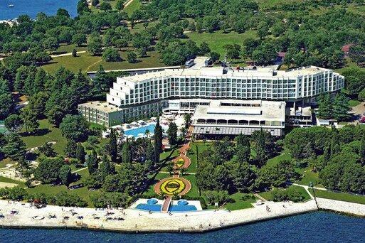 Hotel Materada Plava Laguna