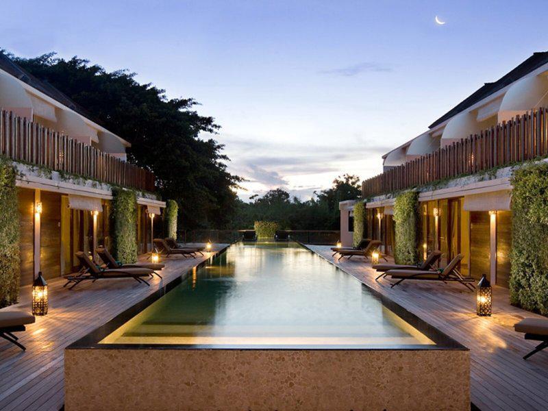 Kupu Kupu Jimbaran Hotel, Beach Club & Spa