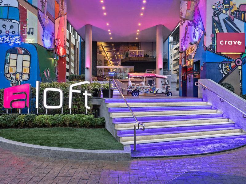 Aloft Bangkok-Sukhumvit 11