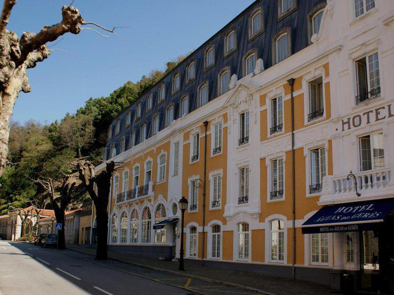 Aguas do Geres Hotel, Termas & Spa