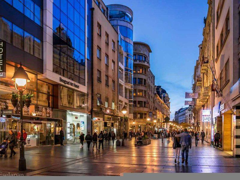 Bah Belgrade Art Hotel
