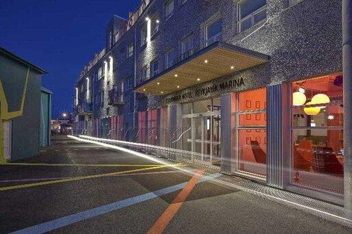 Icelandair Reykjavik Marina