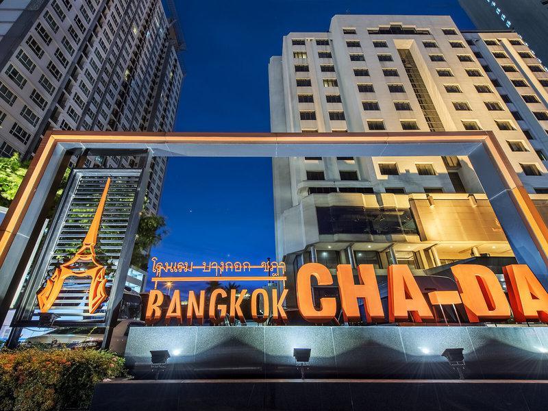 Graph Hotel Bangkok