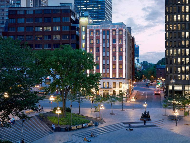 Quebec City Marriott Downtown